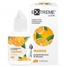 """Обезжириватель для ресниц """"Orange"""" Extreme Look"""