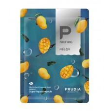 Frudia тканевая маска c тропическими фруктами