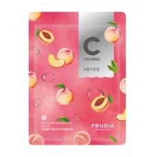 Frudia тканевая маска с персиком