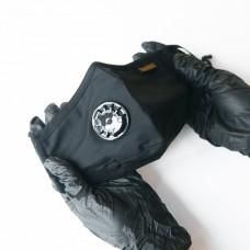 Zara Brows Black Respirator